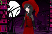Play Dress up witch