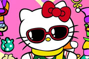 Play Dress up Hello Kitty