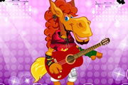 Play Rock Star Horse