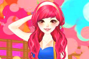 Play Anime Peach Girl