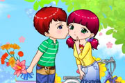 Play Love Kiss Couple