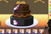 Play Shaquita's Halloween Cake Maker