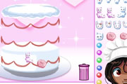 Play Shaquita Cake Maker