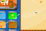 Play Fast Food Frenzy