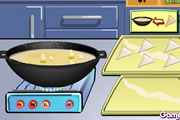 Play Cooking Show Wontons