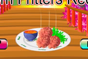 Play Corn Fritters