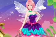 Play Barbie Tinkerbell Fairy