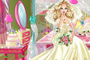 Play Furnish Barbie's wedding room