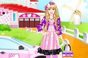 Play Barbie Hello Kitty Princess
