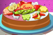 Play Colorful Fruity Ice Cream