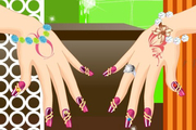 Play Zendaya's Nails Makeover