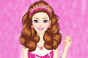 Play College Barbie Make Up