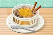 Play Rice Pudding Cooking Game