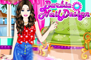 Play Barbie Beautiful Nail Design