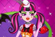 Play Draculaura Hair Spa & Facial