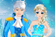 Play ELSA AND JACK LOVE DATE