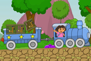 Play Baby Dora Train Express