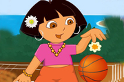 Play Baby Dora Play Time Dress Up