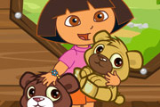 Play Baby Dora Care Baby Bears
