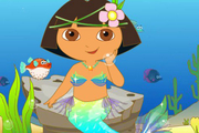 Play Dora Beauty Mermaid