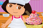 Play Baby Dora Perfect Cupcake Swirl