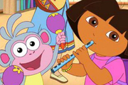 Play Baby Dora Point And Click