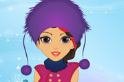 Play Russian Braids Hairstyle