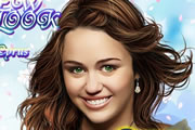 Play New Look of Miley Cyrus