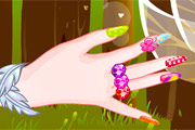 Play Fairy Nail Art