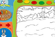 Play paint and play