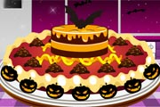Play Halloween Pumpkin Pie