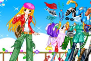 Play colourful girl 3